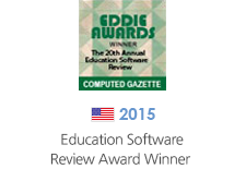 2015' Education Software Review Awards, Upper Elementary 수상