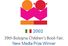 2002' 39th Bologna Children's Book Fair, New Media Prize 수상