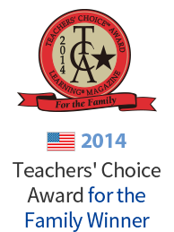 2014 Teachers' Choice Award