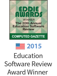 2015 Education Software Review Awards,